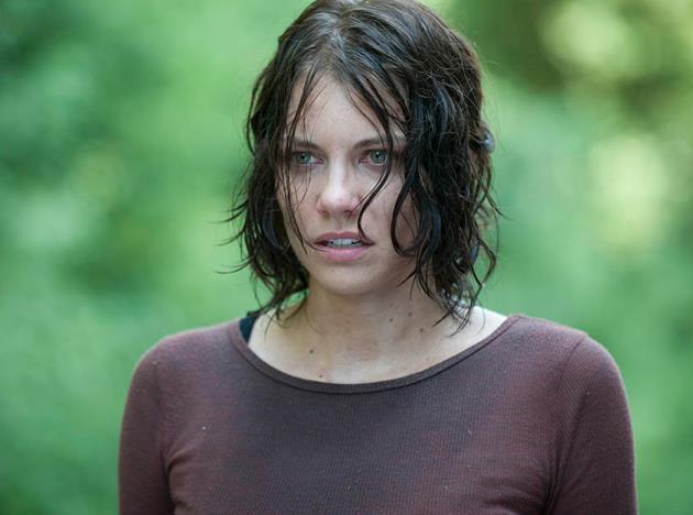 The Walking Dead: Lauren Cohan è Maggie