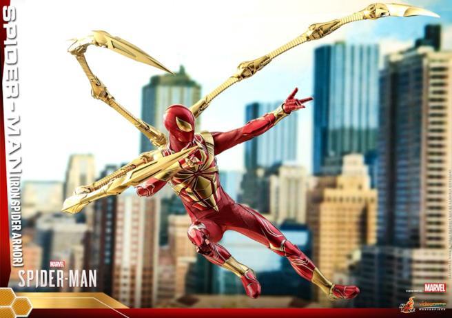 Iron Spider arriverà il prossimo anno