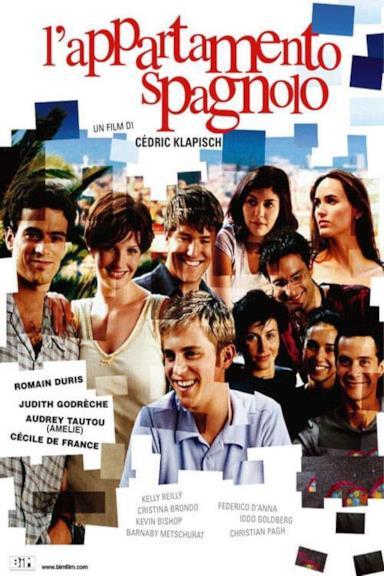 Poster L'appartamento spagnolo