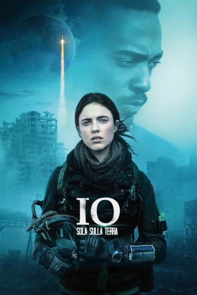 Poster Io - Sola sulla Terra