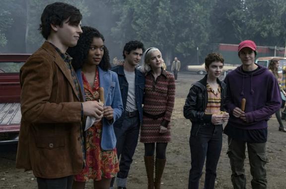 Il cast de Le terrificanti avventure di Sabrina