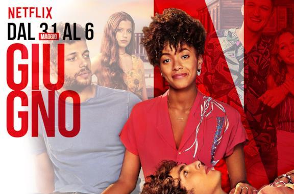 Netflix: uscite dal 31 maggio al 6 giugno