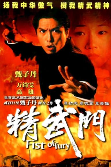 Poster Fist of Fury