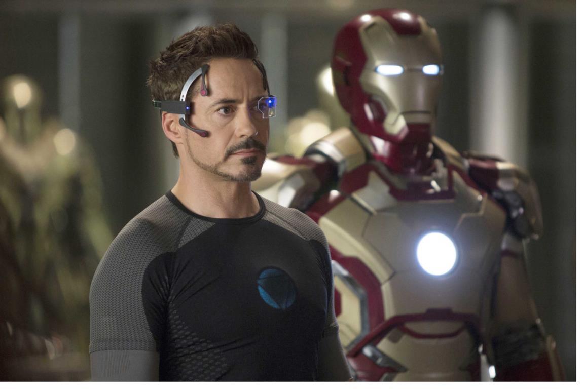 Tony Stark nel MCU
