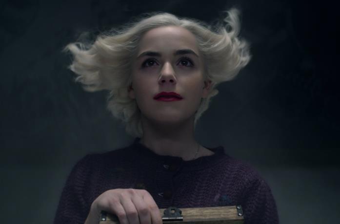 Kiernan Shipka in Le terrificanti avventure di Sabrina