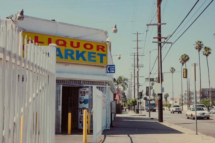 Il Liquor Market a Los Angeles
