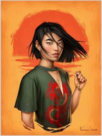 Una versione contemporanea di Mulan