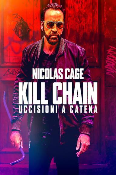Poster Kill Chain - Uccisioni a catena