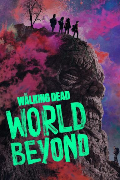 Poster The Walking Dead: World Beyond