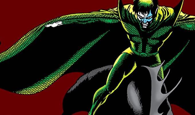 Dettaglio della cover di Doctor Strange #170