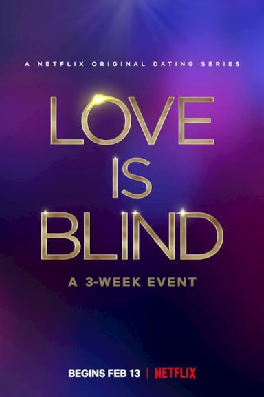Poster L'amore è cieco