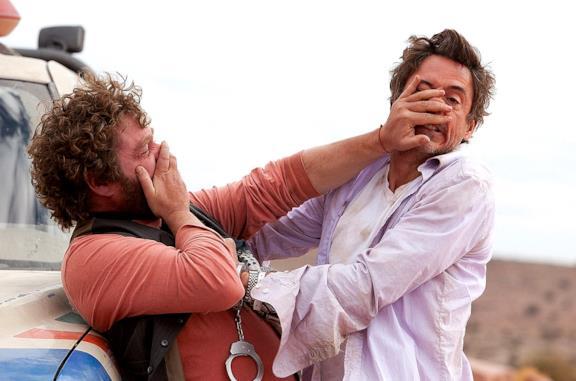 Parto col folle: 10 divertenti curiosità sul film con Robert Downey Jr.