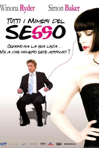 Poster Tutti i numeri del sesso