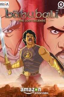 Poster Baahubali: The Lost Legends
