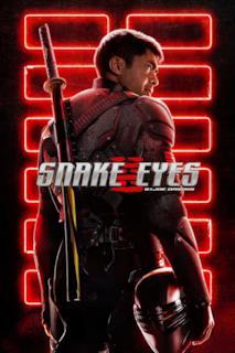 Poster Snake Eyes: G.I. Joe - Le Origini