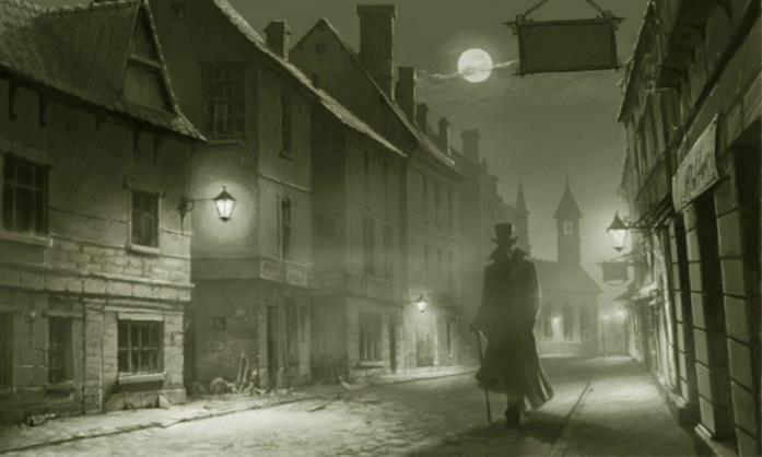 Immagine da L'assassino di Whitechapel su Jack lo Squartatore