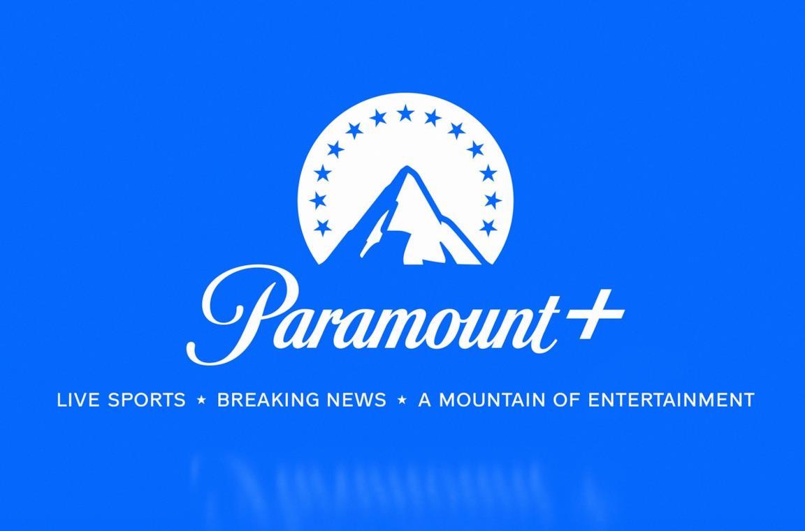 Il logo di Paramount+