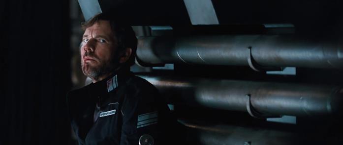 Dennis Quaid in una scena del film Pandorum - L'universo parallelo
