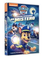 Paw Patrol - I cuccioli risolvono un mistero   (DVD)