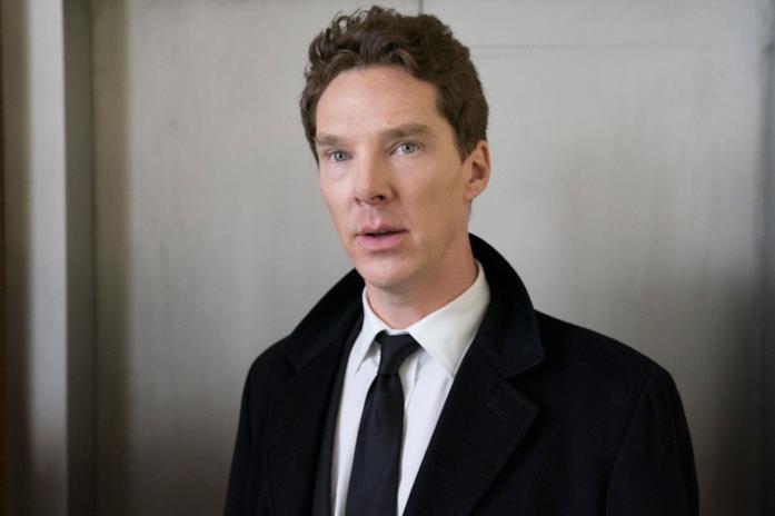 Benedict Cumberbatch nei panni di Patrick Melrose