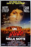 Poster Un grido nella notte