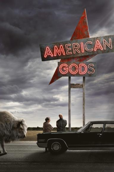 Poster American Gods