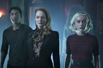 Ambrose, Zelda e Sabrina