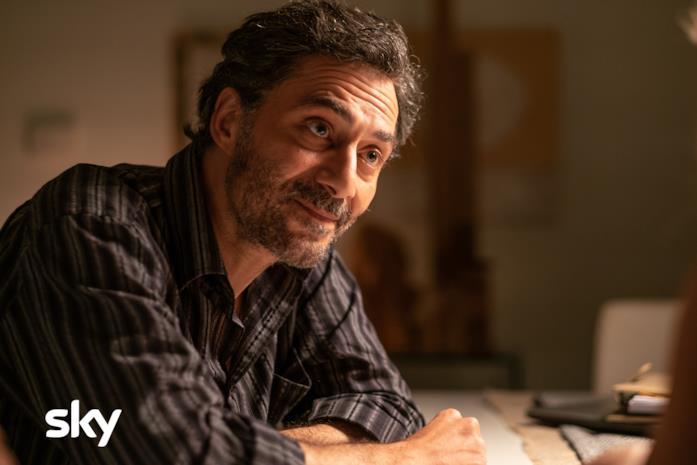 Filippo Timi - protagonista de I delitti del BarLume