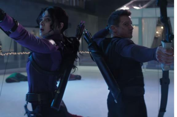 Hawkeye: il trailer ufficiale della serie TV su Occhio di Falco, tra risate e azione