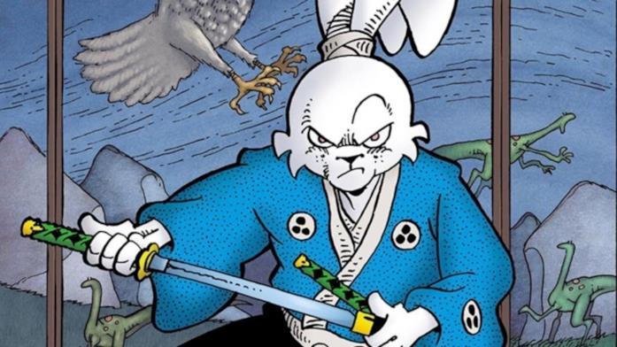 Usagi Yojimbo fumetto