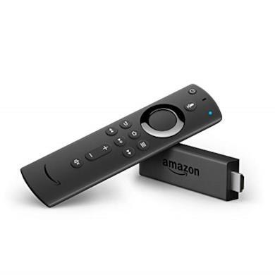 Amazon Fire TV Stick con telecomando vocale Alexa
