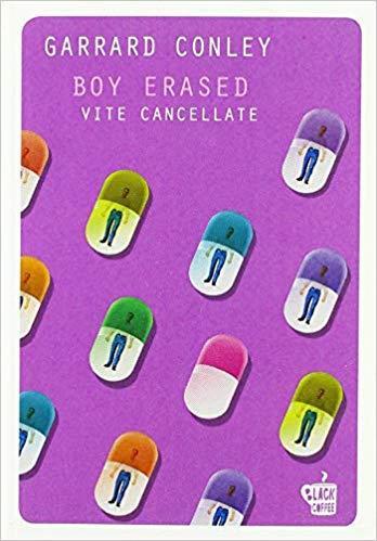Copertina del libro Boy Erased - Vite cancellate