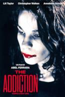 Poster The Addiction - Vampiri a New York