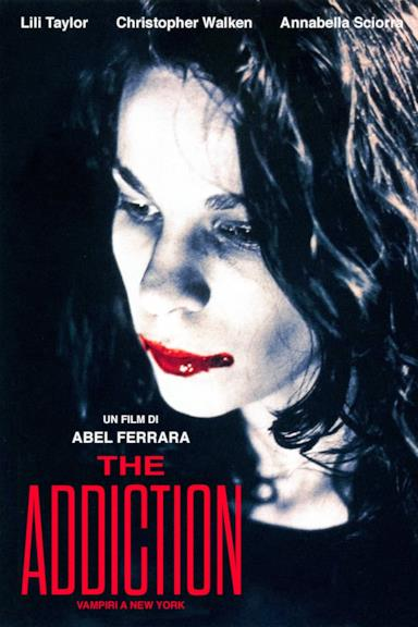 Poster The Addiction - Vampiri a New York