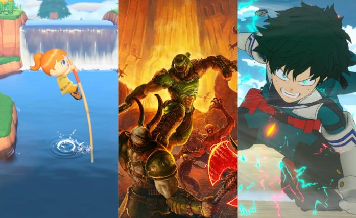 Alcuni dei migliori videogiochi in uscita a marzo