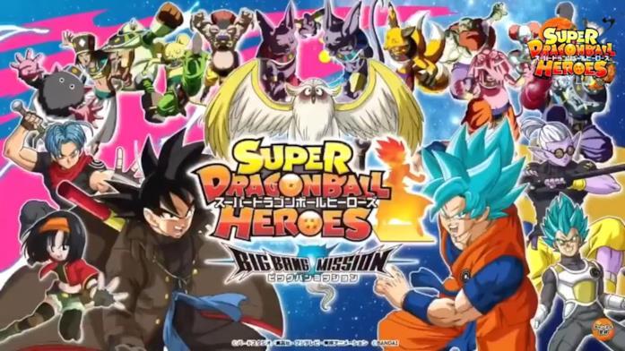 Dragon Ball Heroes seconda stagione promo