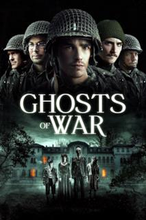 Poster Ghosts of War