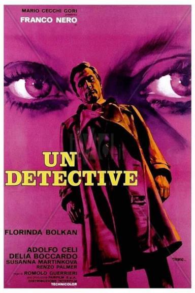 Poster Un detective