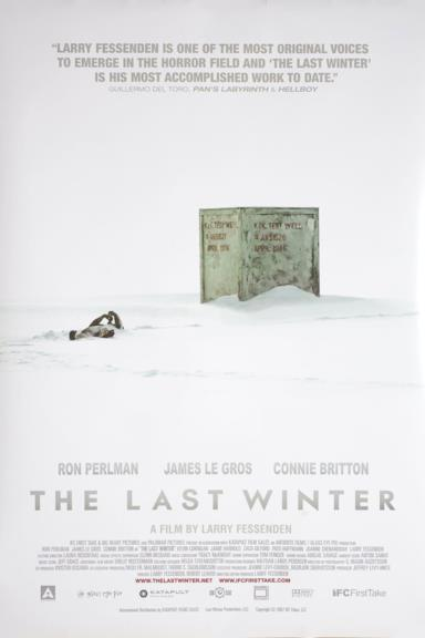 Poster The Last Winter