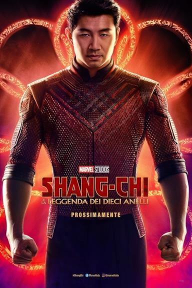 Poster Shang-Chi e la leggenda dei dieci anelli