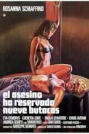 Poster L'assassino ha riservato nove poltrone