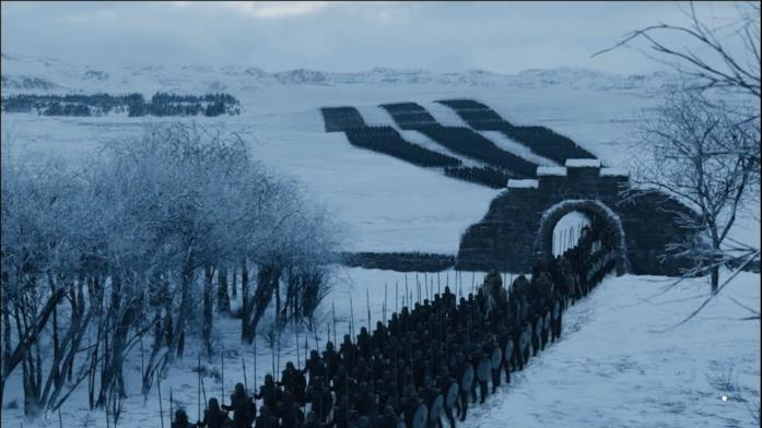 Game of Thrones 8x01: gli Immacolati