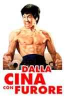 Poster Dalla Cina con furore