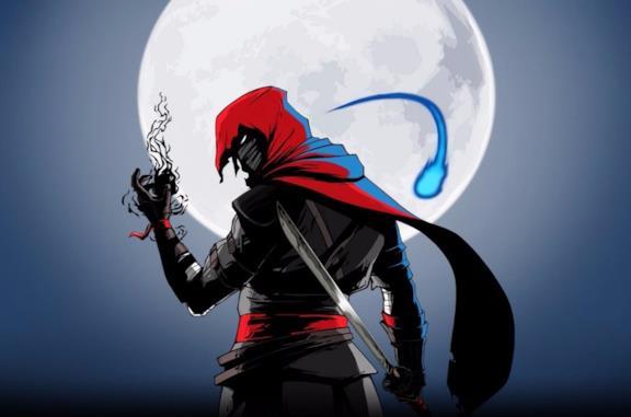 L'assassino protagonista di Aragami: Shadow Edition