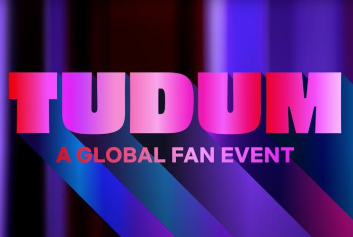 Il logo di TUDUM