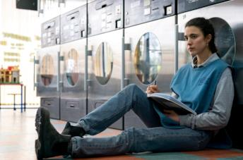 Margaret Qualley in Maid