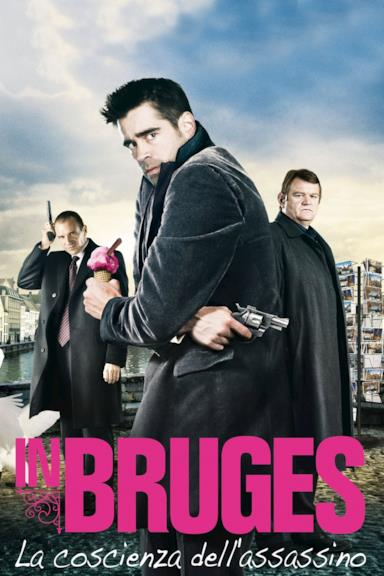 Poster In Bruges - La coscienza dell'assassino