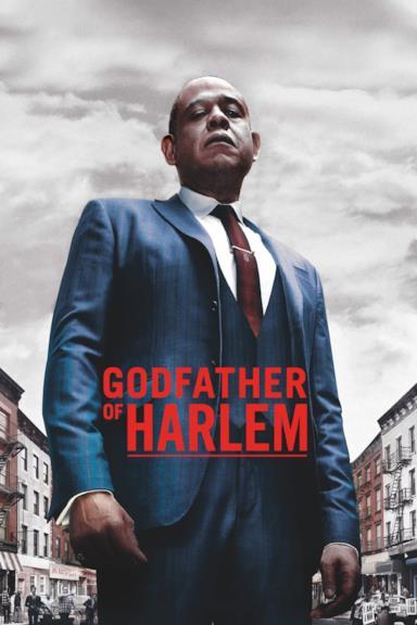 Poster Godfather of Harlem