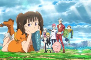 The Seven Deadly Sins nuovo film