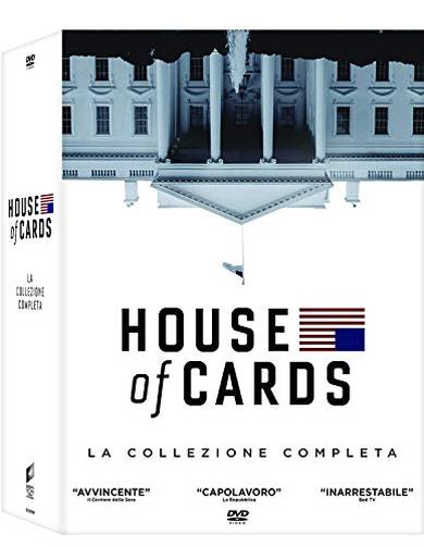 House Of Cards - Coll.Comp. St.1-6 (Box 23 Dv)